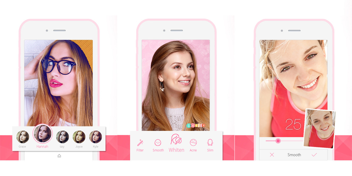 Bestie, a new selfie app from Camera360 maker, strives for that natural look