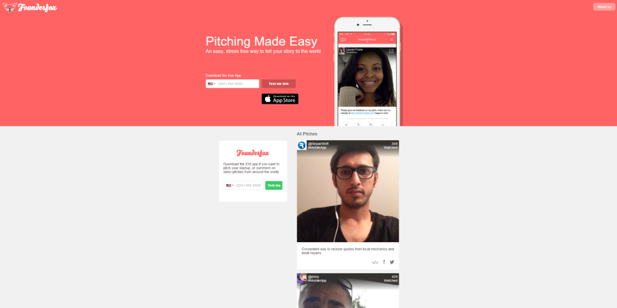 The startup game, and why I find Founderfox's crappy looking pitches refreshing