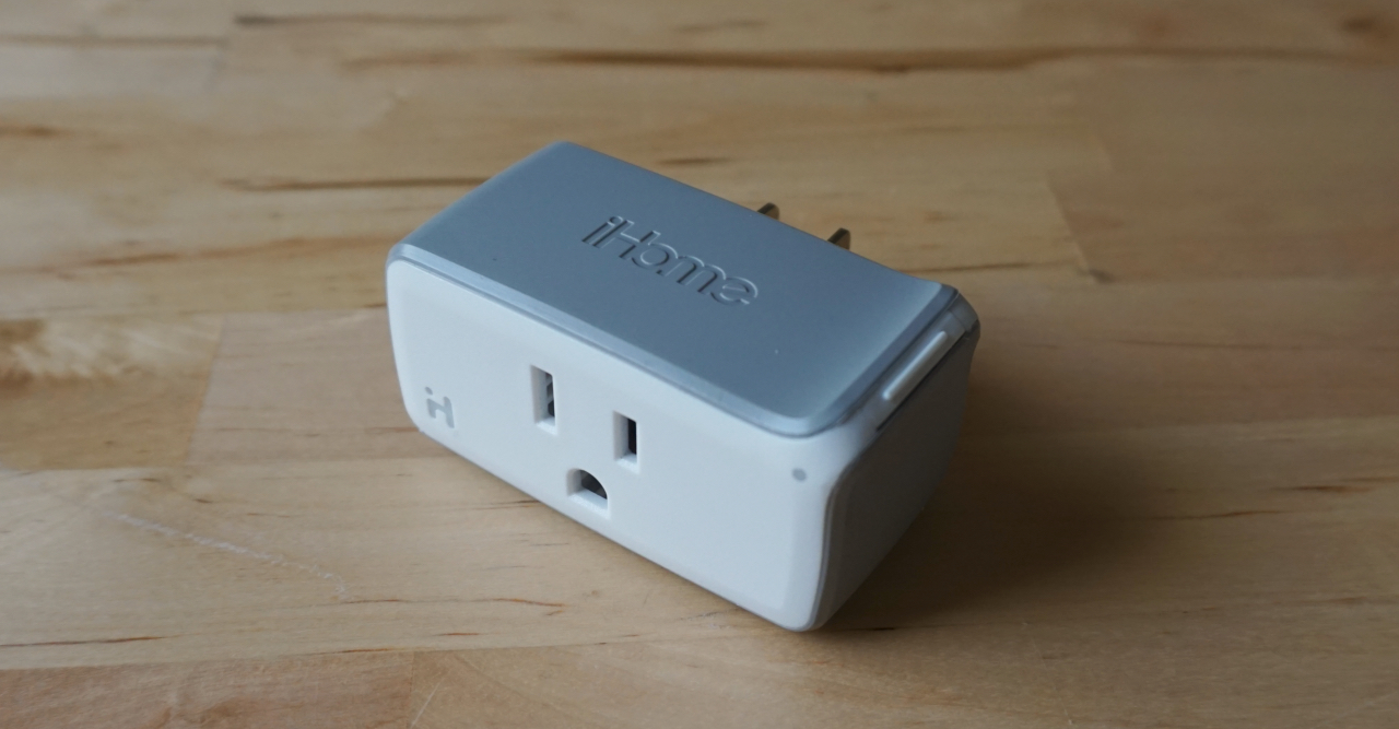 Review: iHome Control SmartPlug offers HomeKit functionality and ...