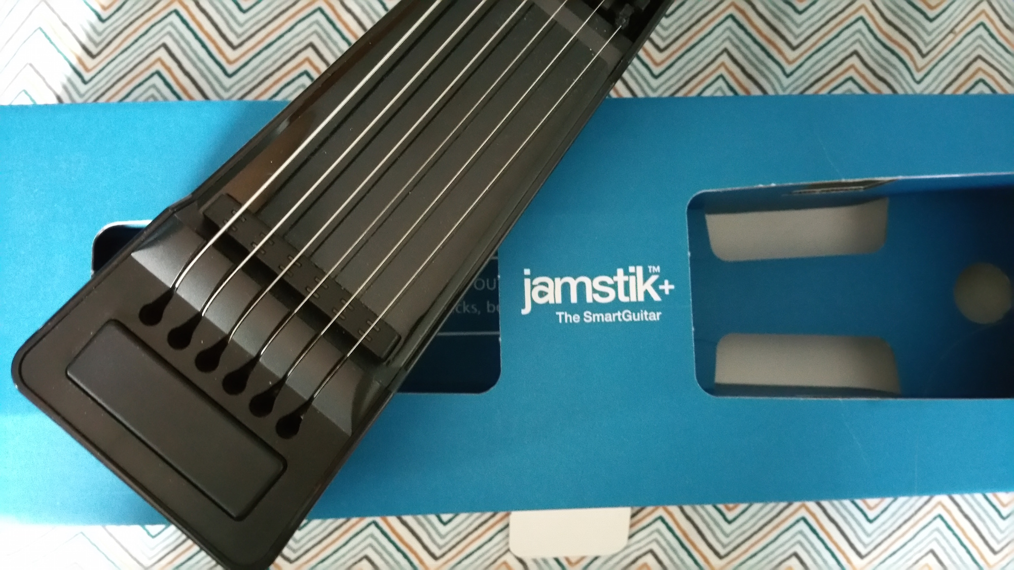 Jamstik+ review: Not quite a guitar replacement, but a great tool for beginners