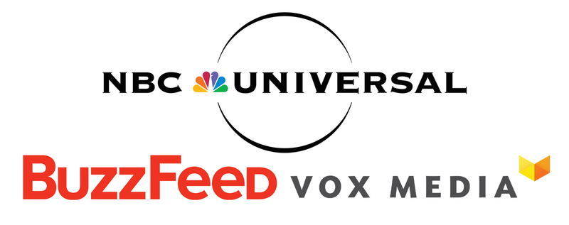 NBCUniversal invests $200M in Vox Media and BuzzFeed