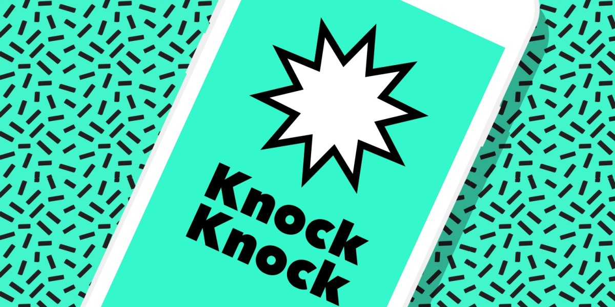 Knock Knock: A clever contact-sharing and chat app that will have you tapping your phone