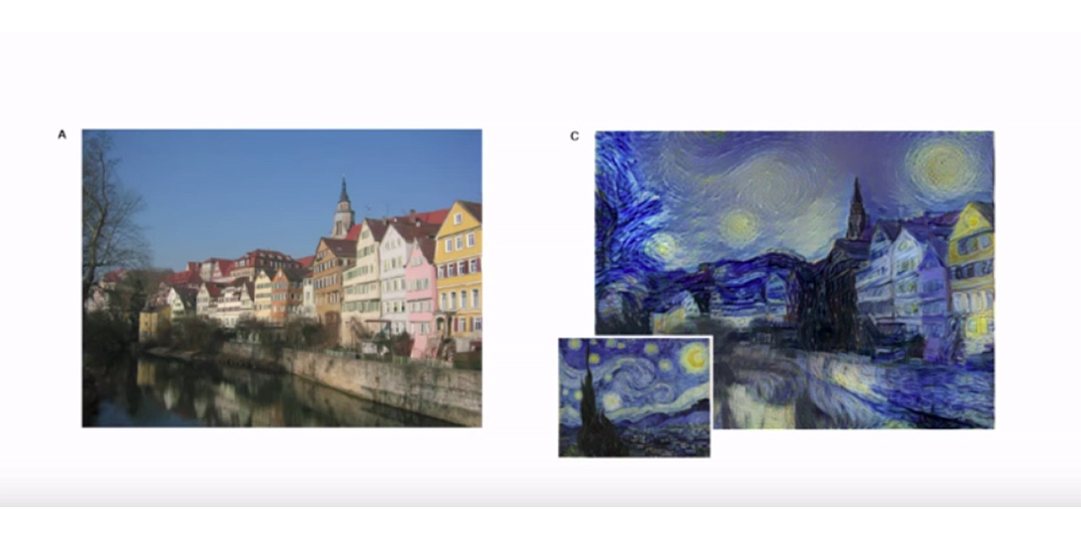 Machine or Picasso? This algorithm can transform photos into fine art