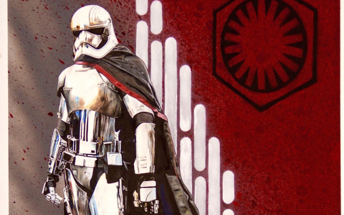 Star Wars masterfully shuts down this sexist question about Stormtrooper armor