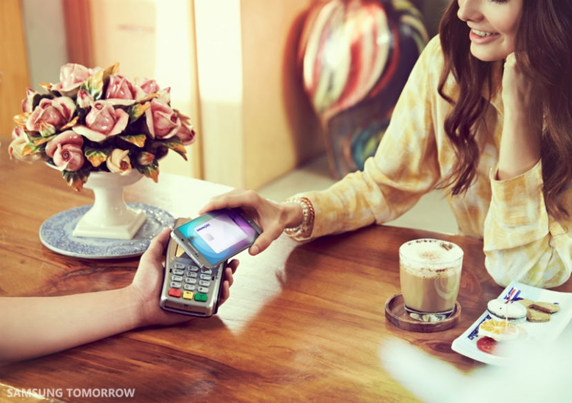 Samsung Pay comes to the US on September 28