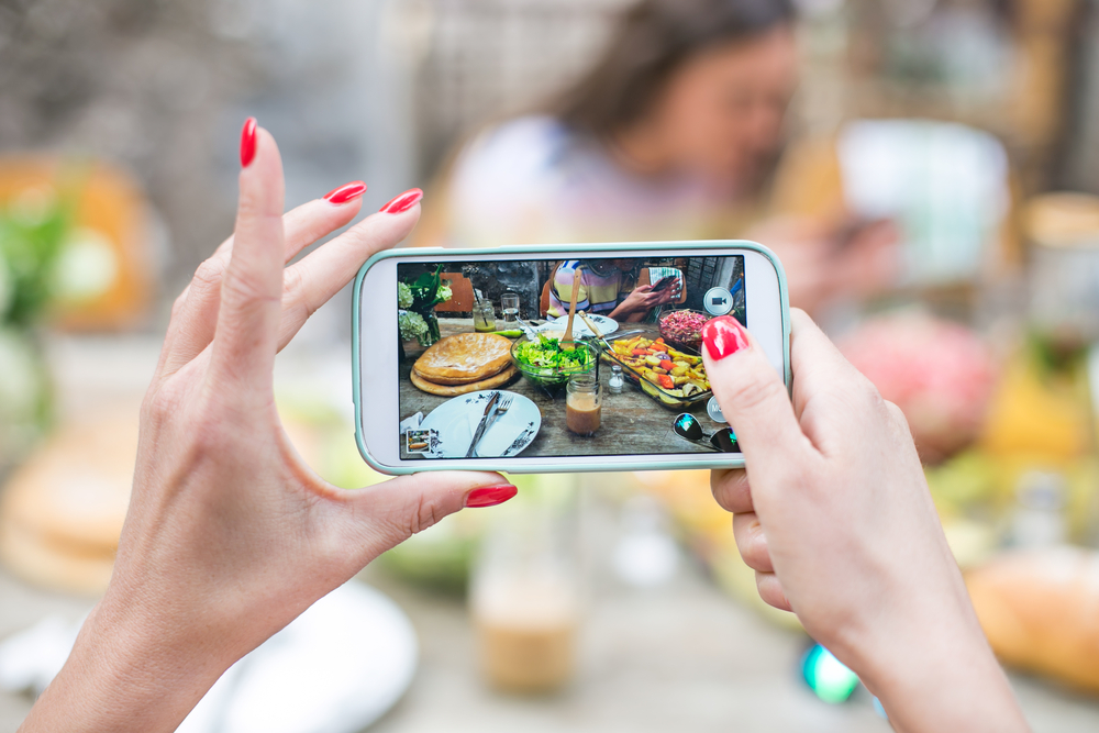 Why sharing photos of food is about more than what's on the plate