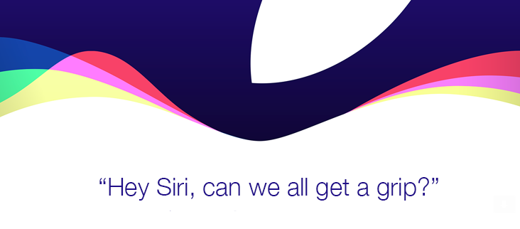 Apple's September 2015 event: iPhone and TV event liveblog