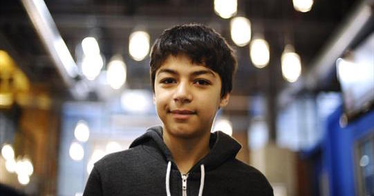 This 13-year-old founder will probably be your boss soon