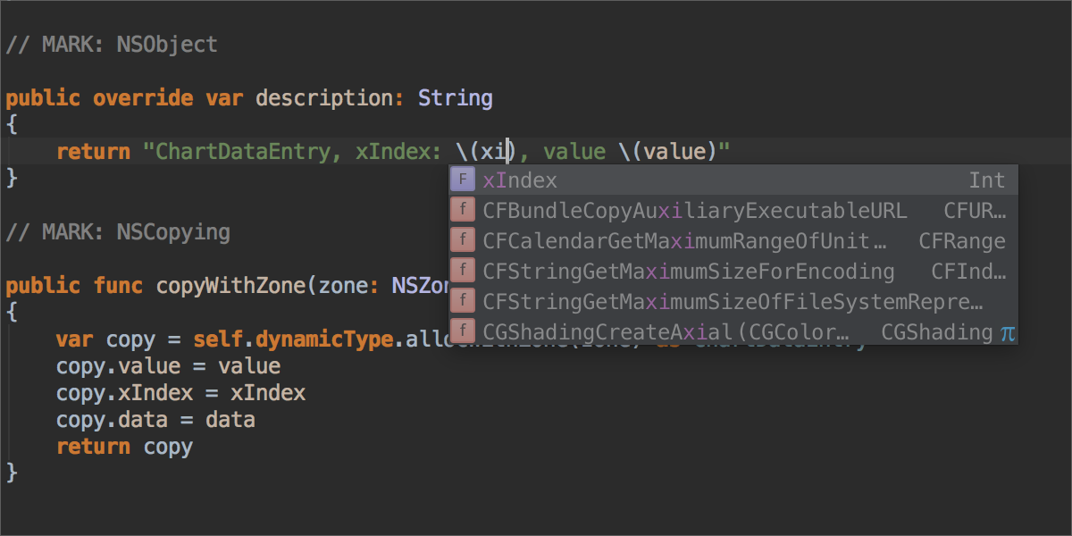 AppCode 3.2 is out with better support for Swift
