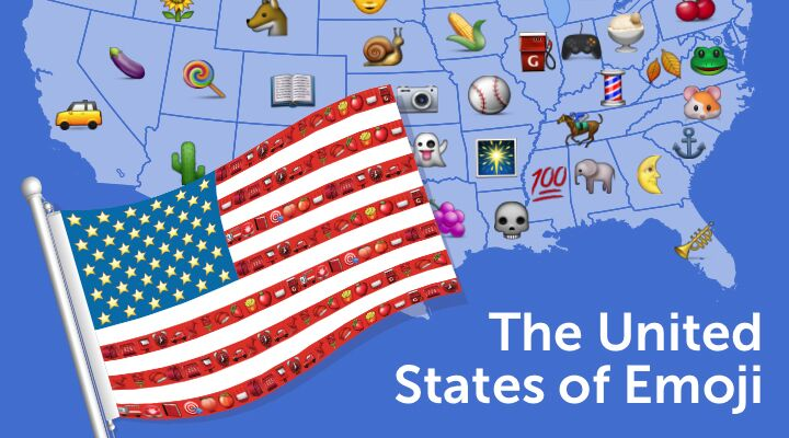 United States of Emoji: SwiftKey tells you the most popular emoji where you are