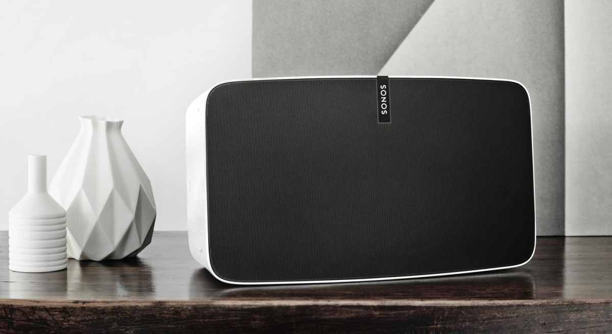 Sonos' all-new Play:5 is loud, beautiful and serious about great sound