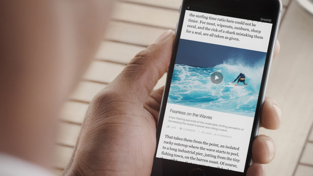 Facebook now lets publishers push Instant Articles from any CMS