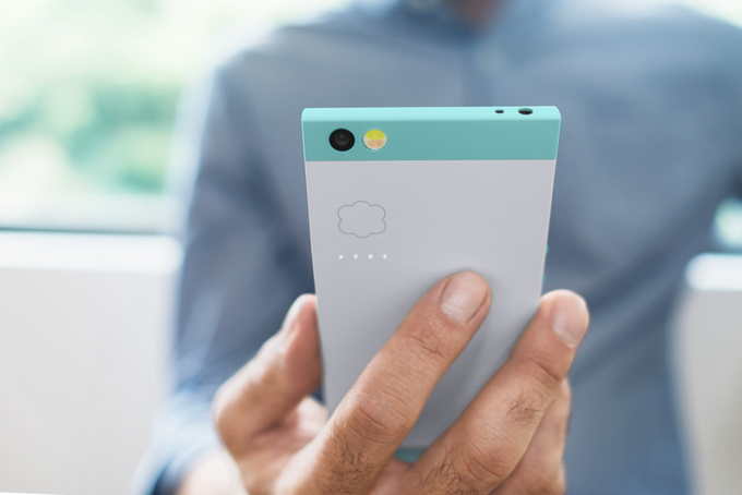 The NextBit Robin is a $349 Android phone that never runs out of storage