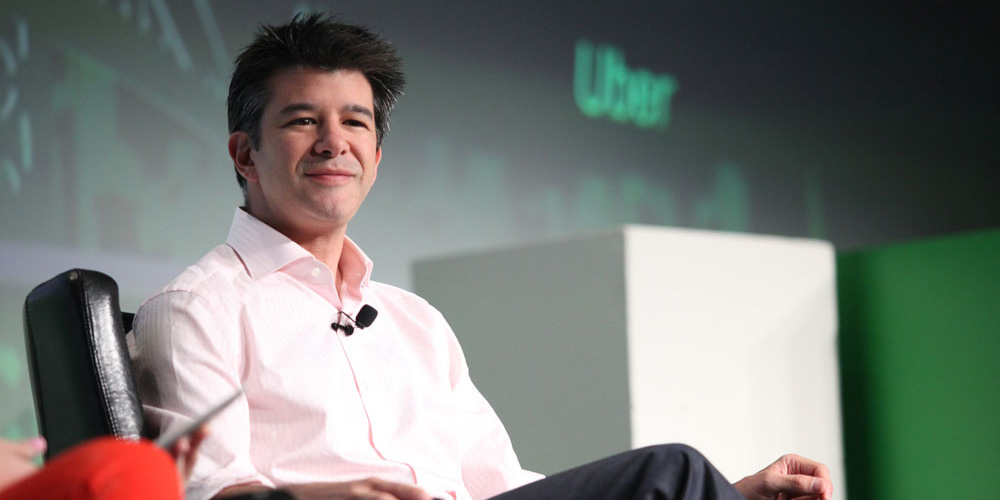 Report: Kalanick thinks he'll return to Uber, board says 'nah'