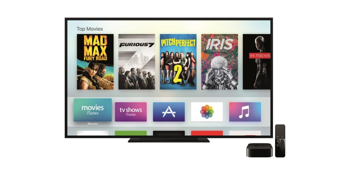Apple TV hed