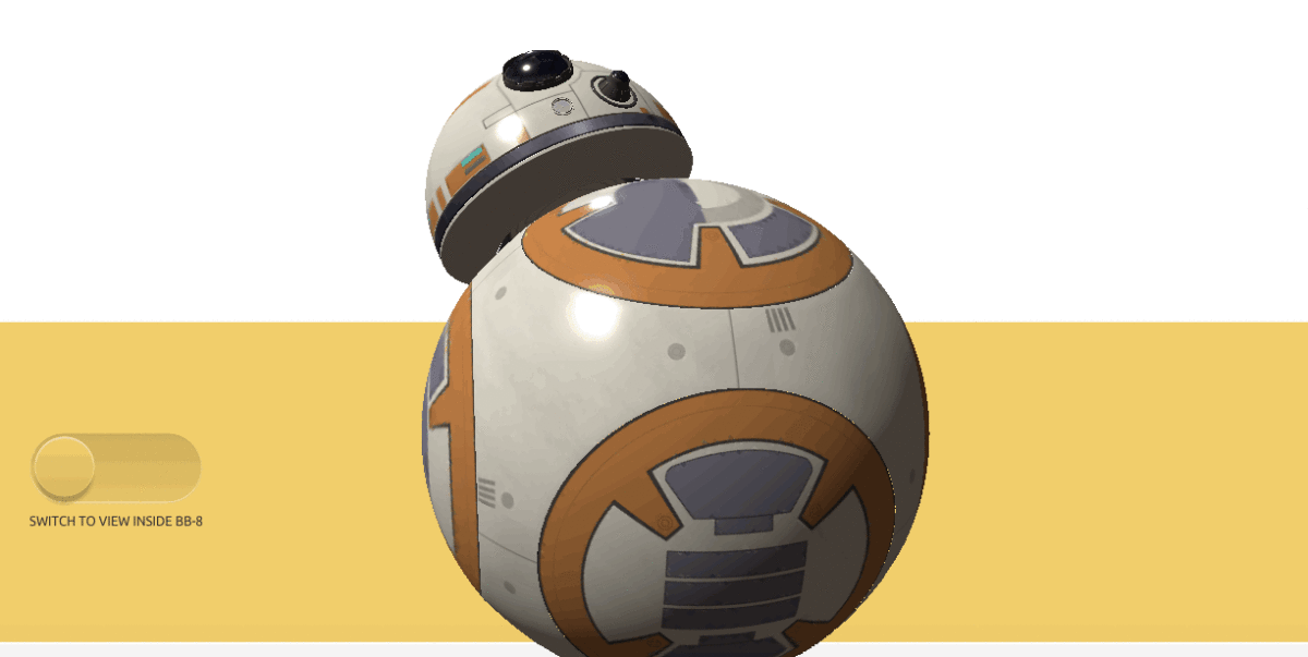 Want to know how BB-8 works? This site explains Disney and Sphero's magic collaboration