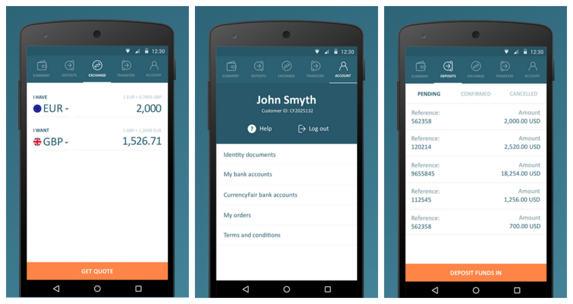 CurrencyFair's new money exchange app offers lower rates than PayPal
