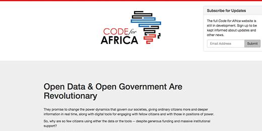 Code4Africa