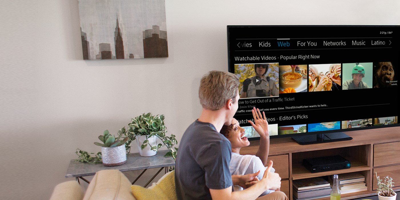 Comcast launches Watchable, its free video service
