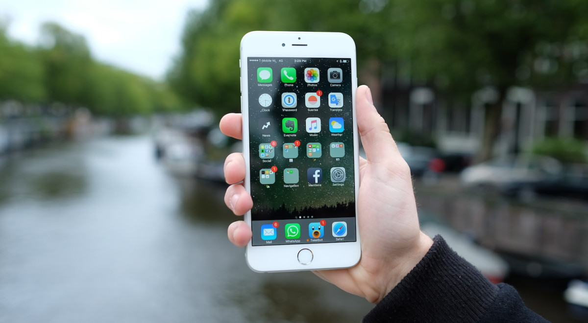 iOS 9 is now on a whopping 75 percent of Apple devices