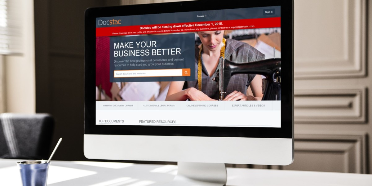 DocStoc is shuttering its document sharing platform