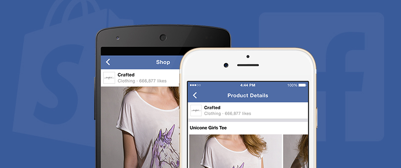 Now you can go shopping on Facebook