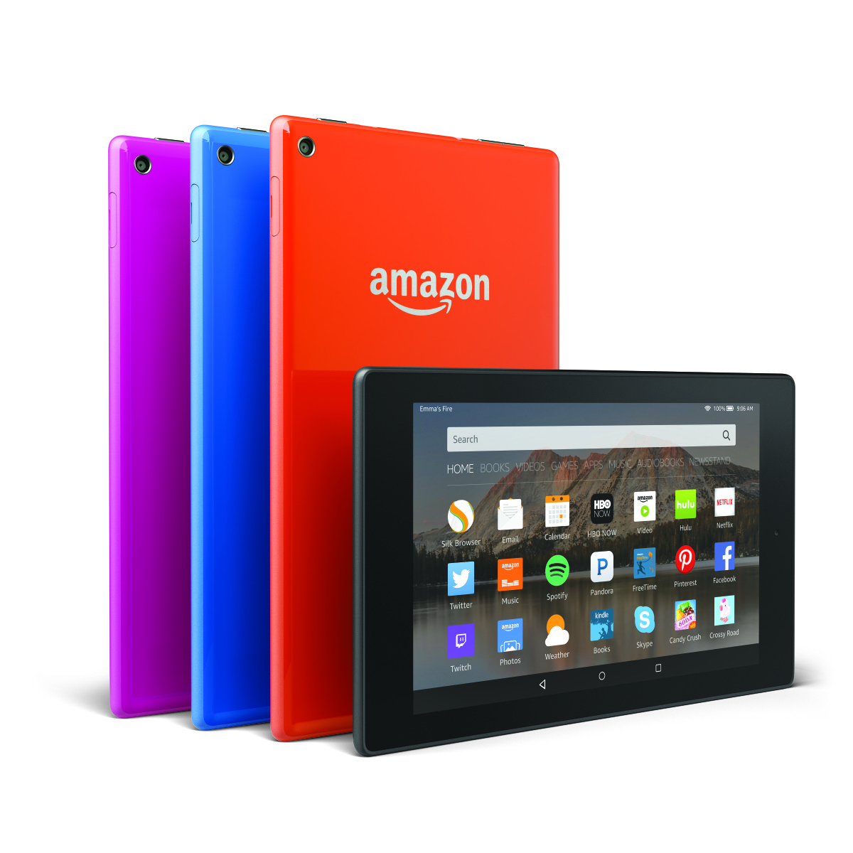 Fire HD 8 and Fire HD 10 are worthy   if you play in