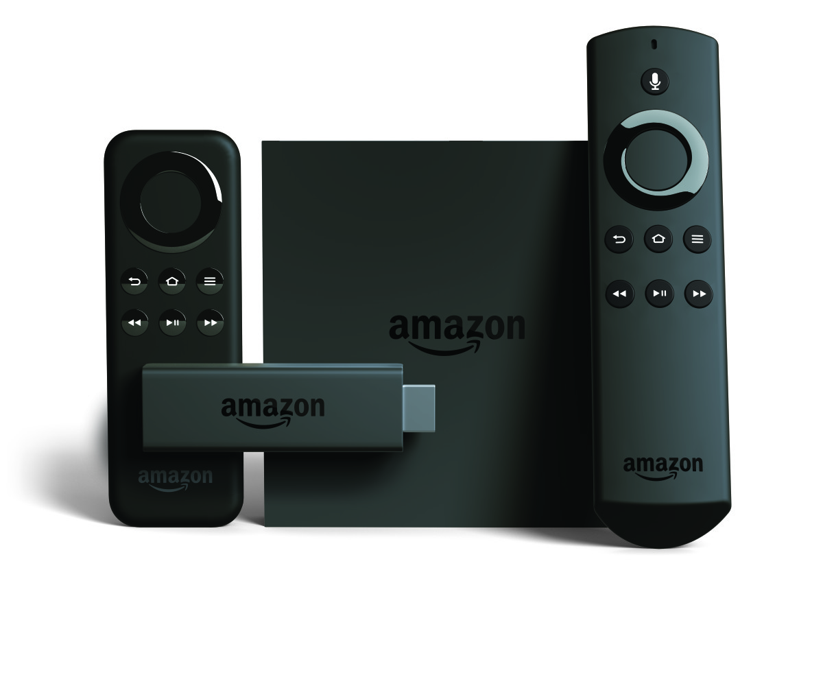 Amazon introduces new Fire TV Stick, Fire TV and Fire TV Gaming Edition