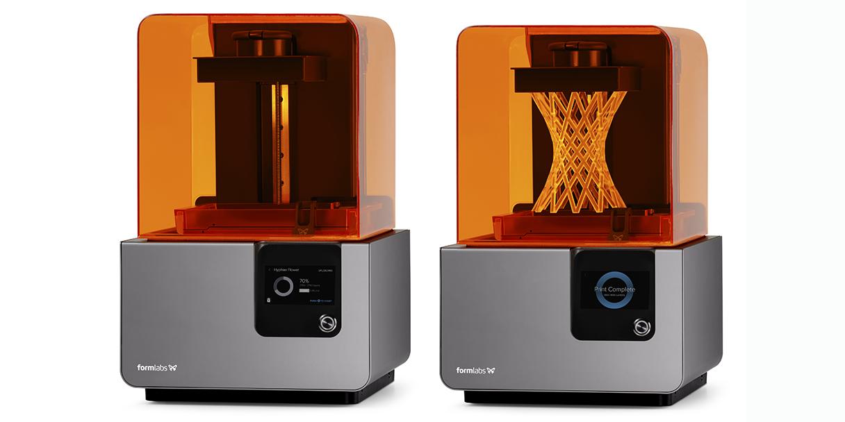Formlabs' new desktop 3D printer targets creatives and entrepreneurs