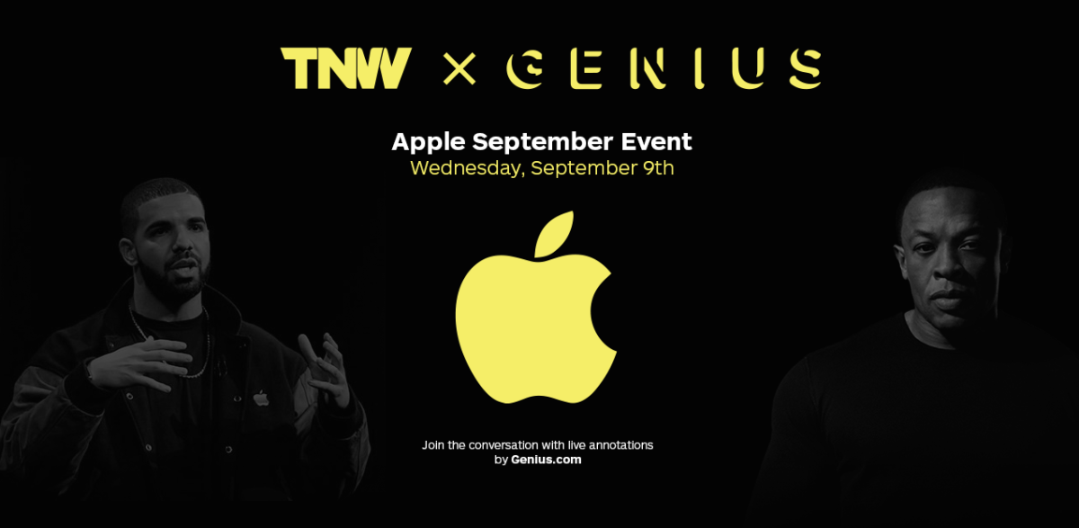It's bigger than hip hop! Meet a new way to enjoy the Apple event – TNW x Genius