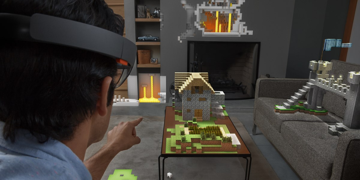 Satya Nadella: Once you use HoloLens, there's no going back
