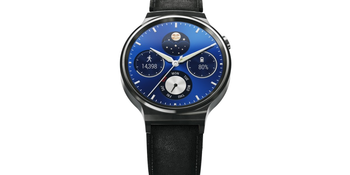 The Huawei Watch is selling itself on design, but it's not entirely convincing