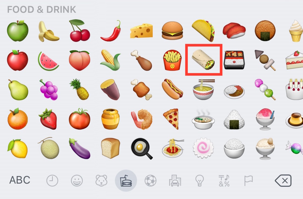 These are the new emoji in iOS 9.1