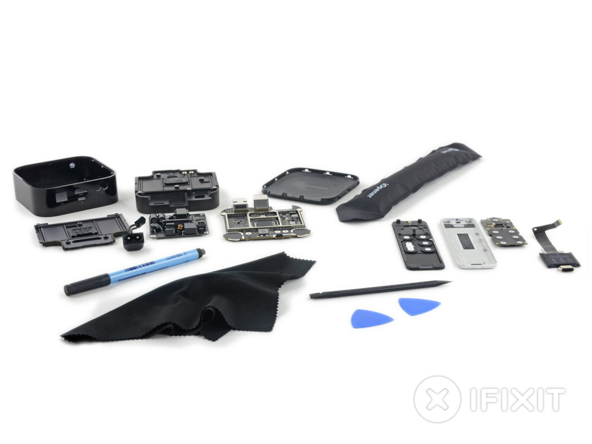 iFixit's Apple TV tear-down earns it a swift boot from Apple