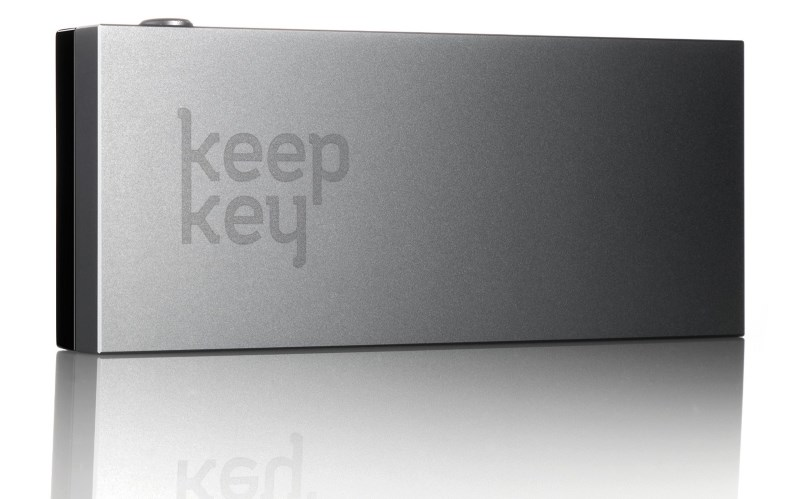 KeepKey is a $240 hardware wallet for your Bitcoin