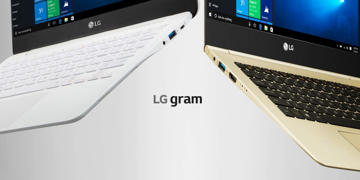 LG's first laptop for the US is a MacBook Air rival