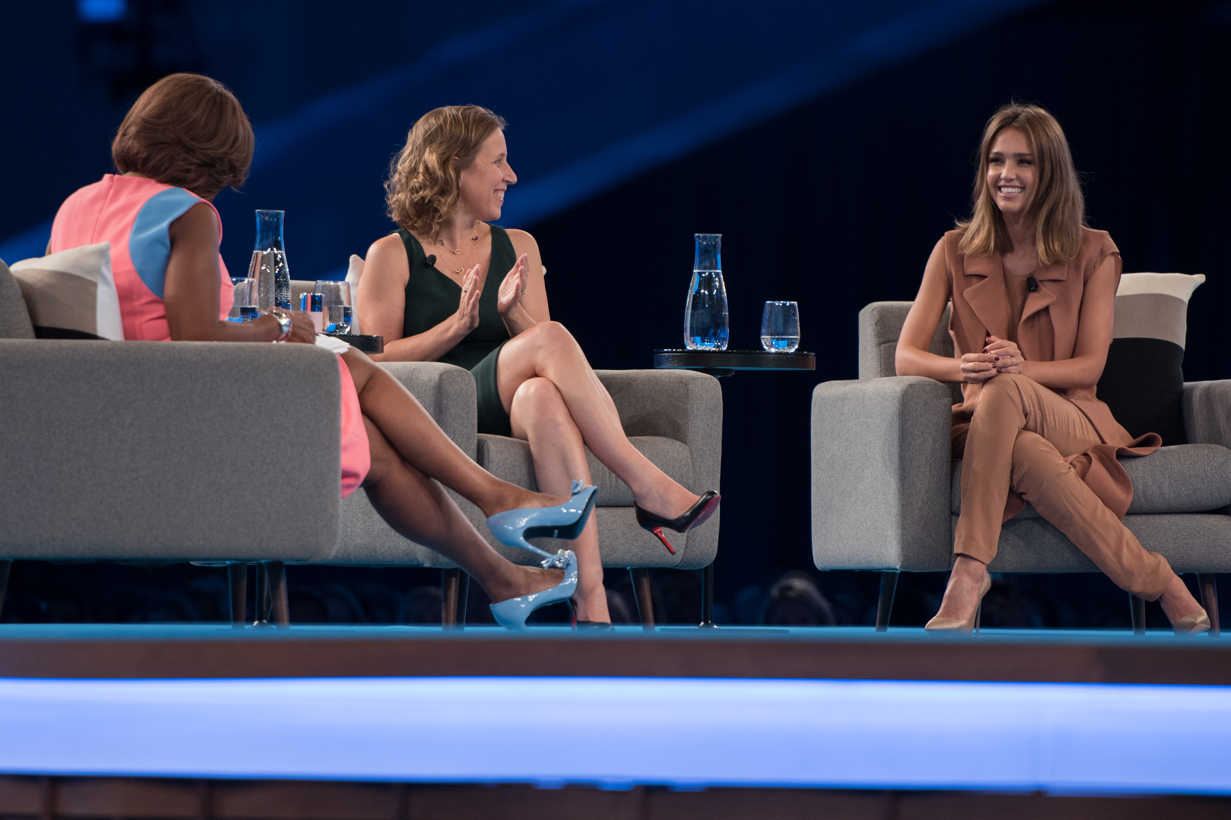 Dreamforce's 'Women's Innovation' panel is why we should stop babying female CEOs