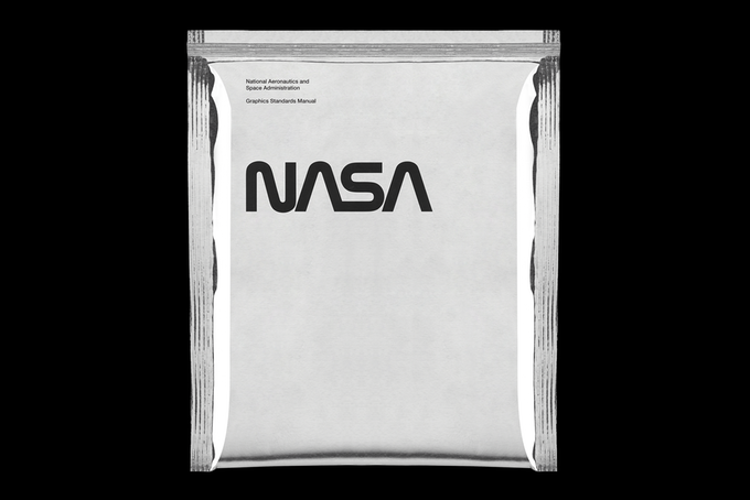 NASA's iconic 'worm' logo and design manual are getting a new lease of life
