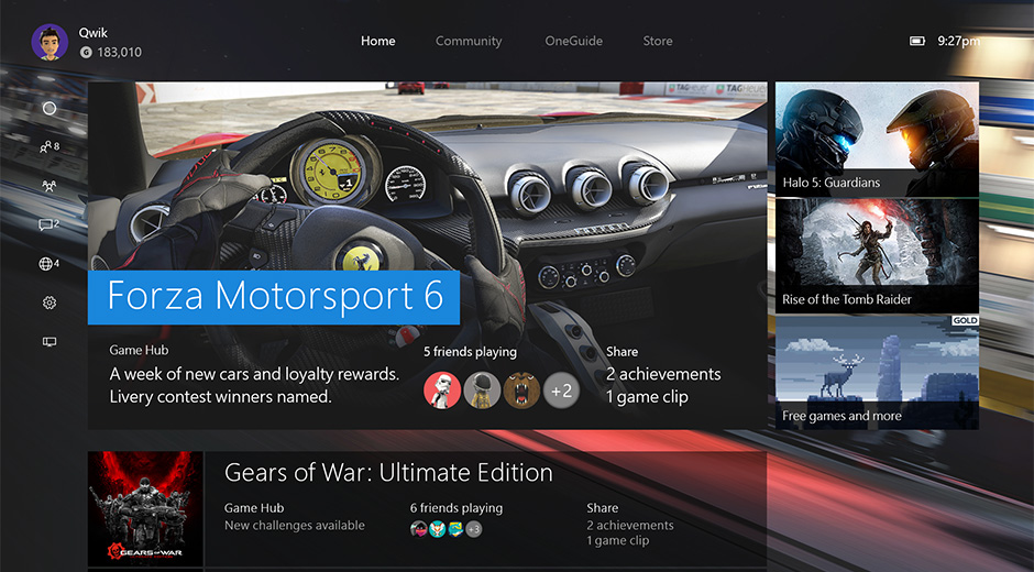 Microsoft is inviting users to test its new Xbox One dashboard ahead of the official release