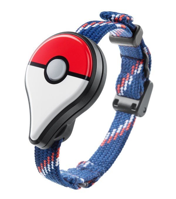 Nintendo's Pokemon GO Plus wearable can alert you when Pokemon are nearby