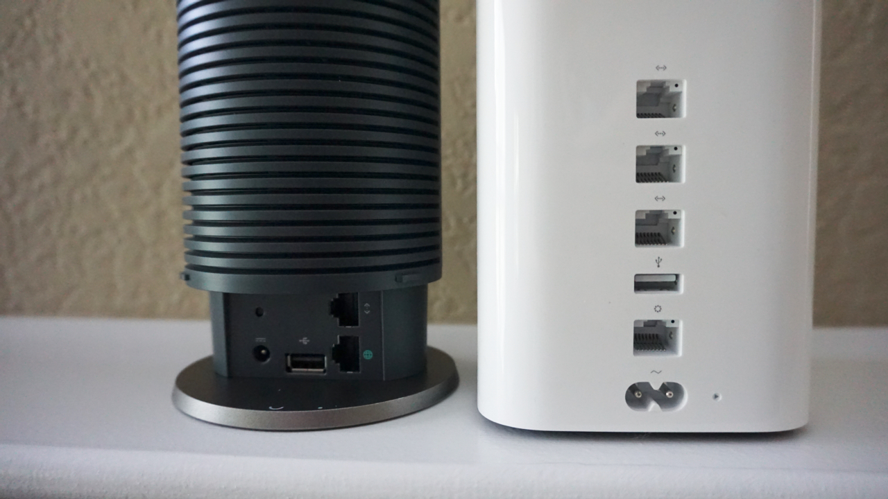 how to connect more than one router on same network