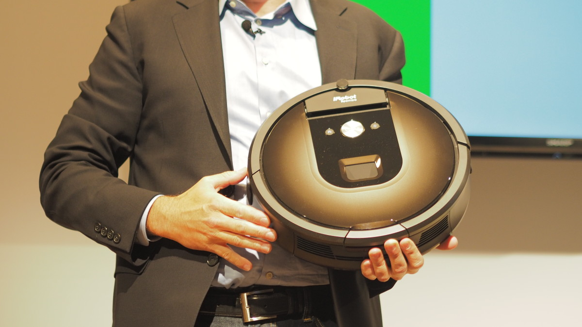 The new Roomba 980