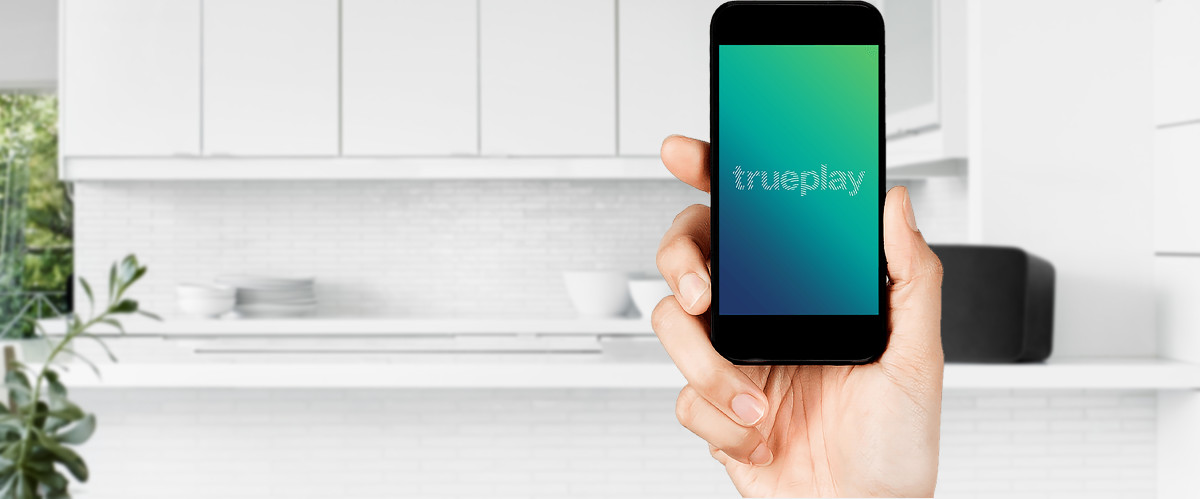 Sonos TruePlay automatically tunes speakers for the room they're in