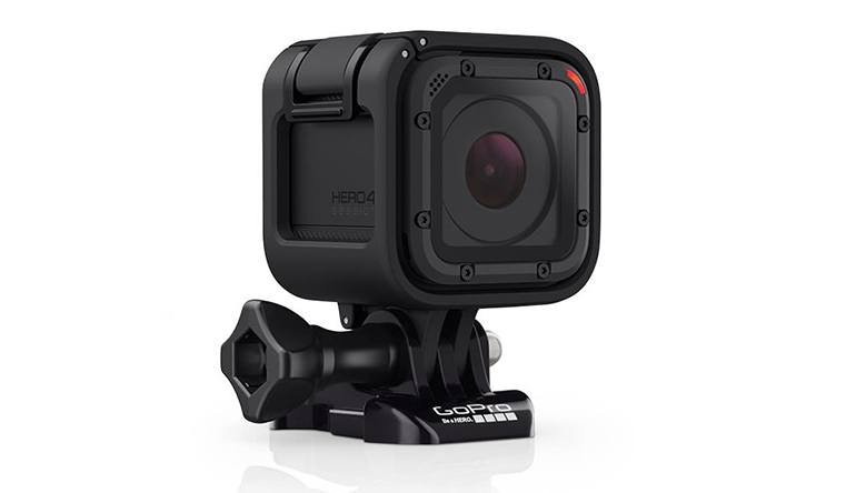 Win a GoPro Hero4 Session!