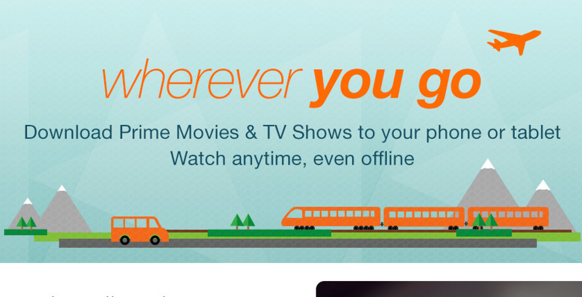 Amazon Prime Video one-ups Netflix with offline playback on Android and iOS