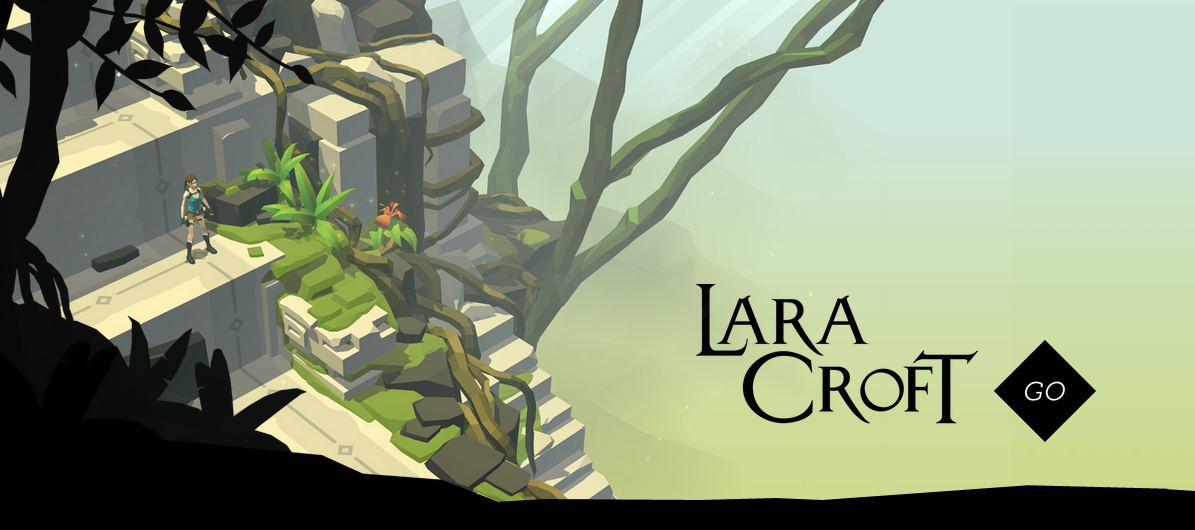 Lara Croft GO takes Tomb Raider in a beautiful new direction