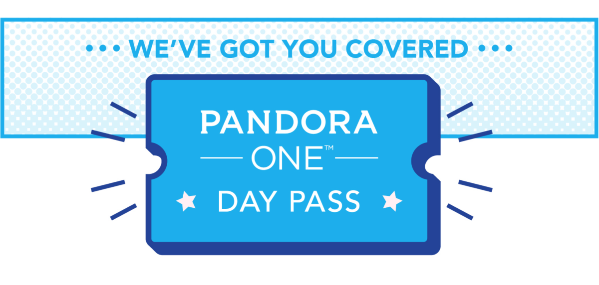 Pandora's new One Day Pass streams ad-free music for 99 cents
