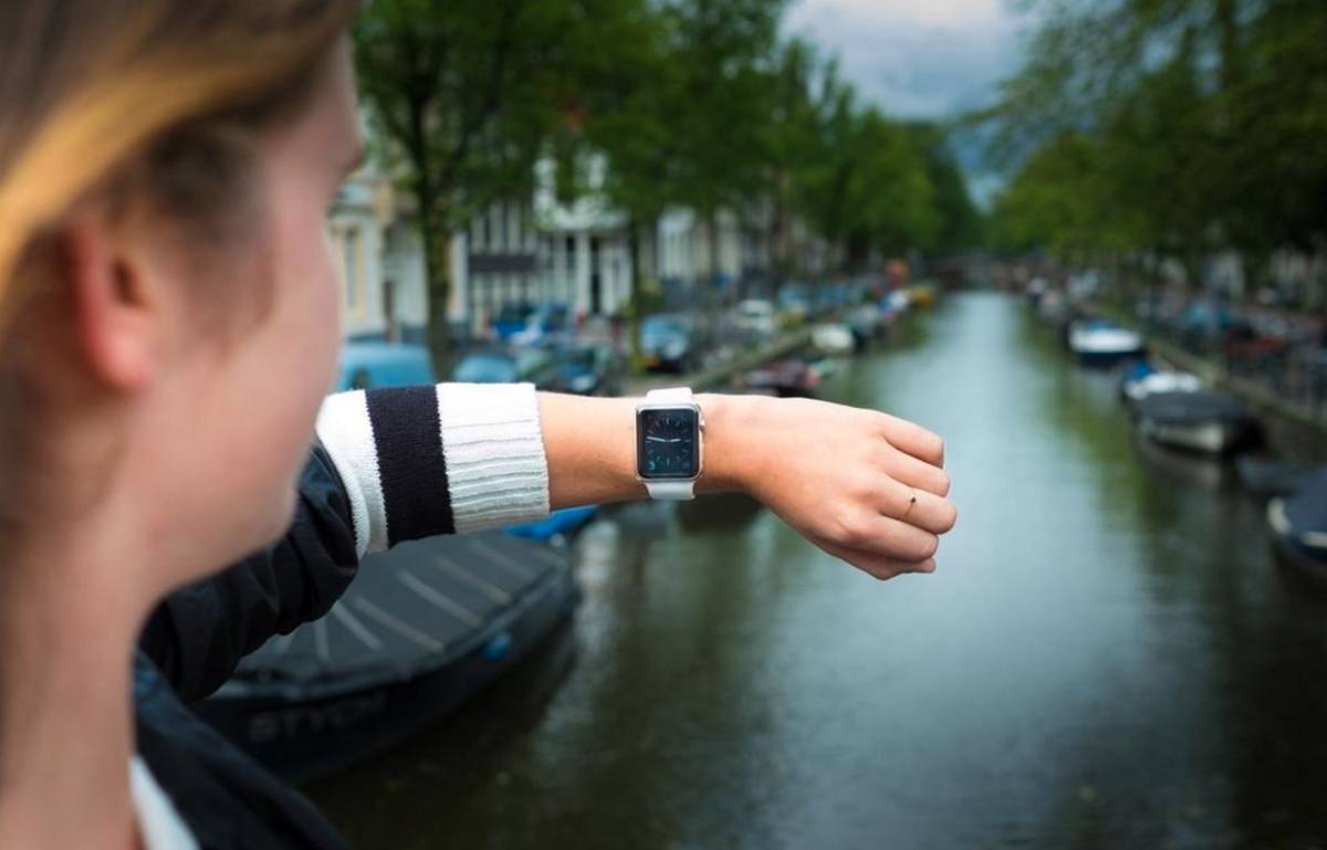 The thing with the Apple Watch is everyone thought about it wrong