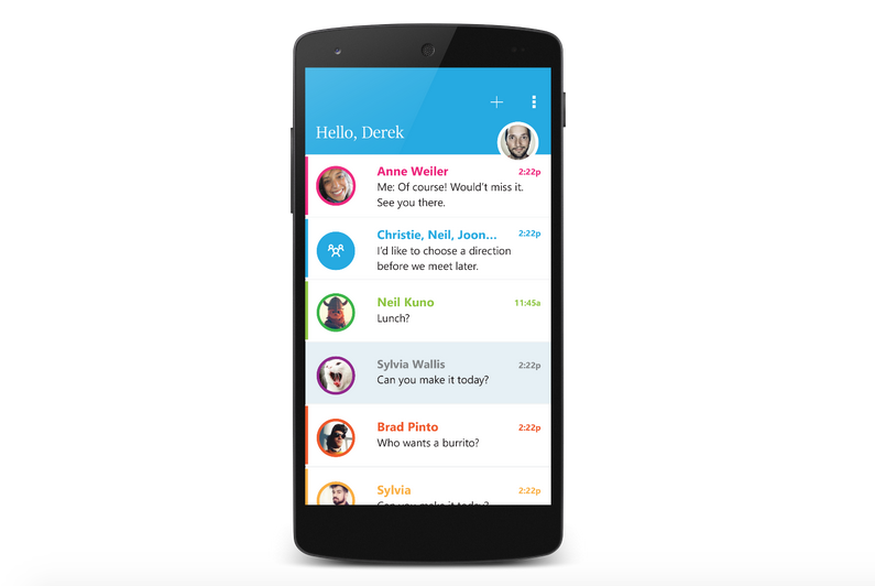 Microsoft's Send messaging app is now available on Android