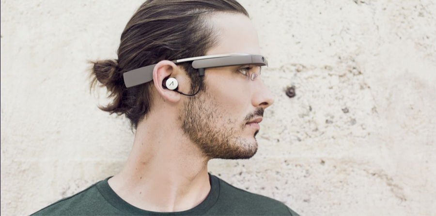 Google Glass reportedly now called 'Project Aura'